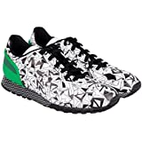 Onitsuka Tiger Colorado Eighty-Five Mens White Black Leather Lace Up Sneakers