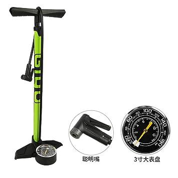 HAO Mini Bomba de Bicicleta, Bombas de pie, Fácil de Usar, Bomba ...