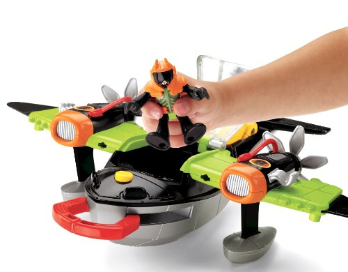 Fisher-Price Imaginext Windscorpion - coolthings.us