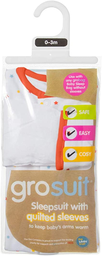 Tommee Tippee GRO Pijama para bebé Grosuit, 3-6 meses, Multicolor: Amazon.es: Bebé