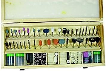 228pc Dremel Rotary Tool Kit Grinding Polishing Shank Craft Bits /& Accessories