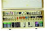 228pc Rotary Tool Accessory Bit Set W Case - Best Reviews Guide
