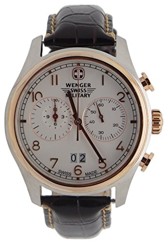 Wenger-Swiss-Army-Rose-Gold-Zermat-Chronograph-Watch-79020