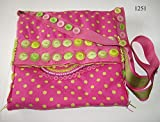 Fishes swimming in deep pink purse #2 203/1251