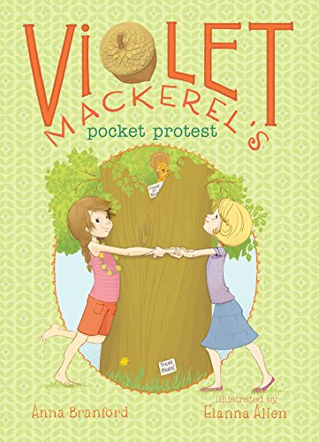 Violet Mackerel's Pocket - Blue Stories Violet