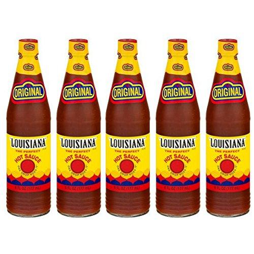 Louisiana Brand The Perfect Hot Sauce - 5 Pack