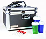 Heavy Duty medication Lockbox with Combination (internal dimensions: 5.75'' H x 8.75'' W x 7.50'' D)