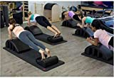 Pilates Yoga Wedge Massage Table Arc Spine