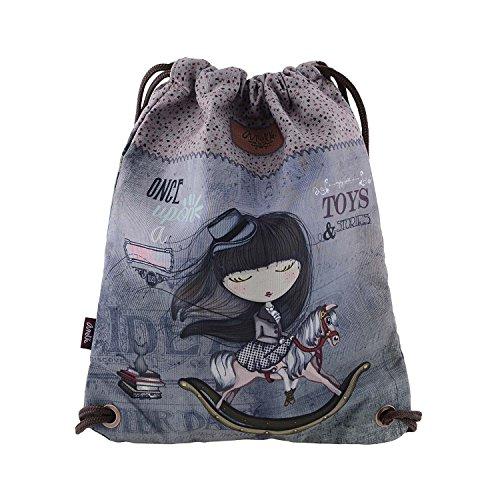 Paula Alonso Backpack 26830 Anekke Pink