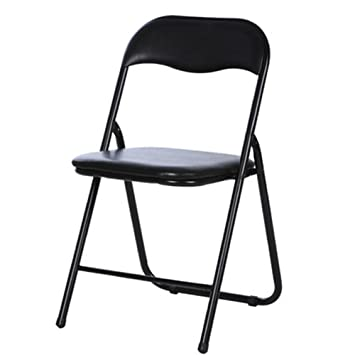 Amazon.com: Barstools MAZHONG Home Folding Chair Simple ...