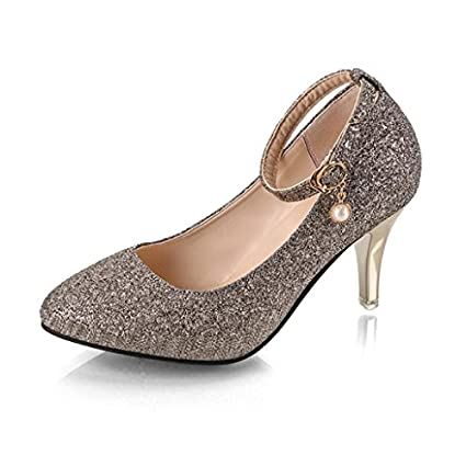 Amazon.com  Neartime Clearance Women High Heel Shoes 134f63c02dfb