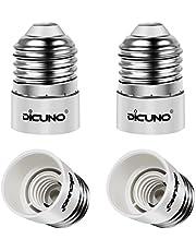 DiCUNO E27/E26 to E14 Adapter