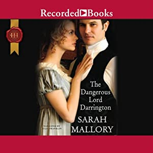 The Dangerous Lord Darrington Audiobook