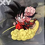 DECAL-STYLE Stickers For Car Accessories Car Styling Motorcycle Stickers Decals Dragon Ball Waterproof Reflective