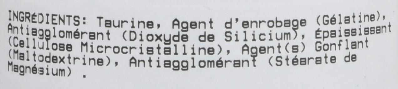 Prozis Taurina Pura, Suplemento de Aminoácido 90 Cápsulas, 1000 mg (45 Dosis): Amazon.es: Salud y cuidado personal