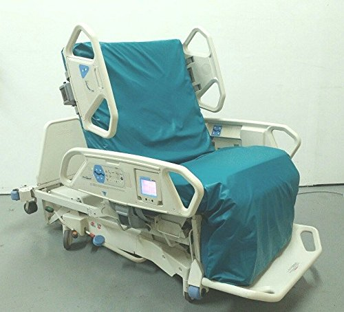 Refurbished Hill-Rom Total Care Hospital Bed with air mattress & Scale