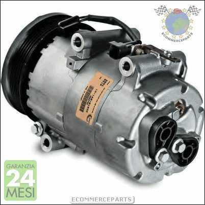 ckt Compresor Aire Acondicionado SIDAT Ford Focus C-Max Diesel: Amazon.es: Coche y moto