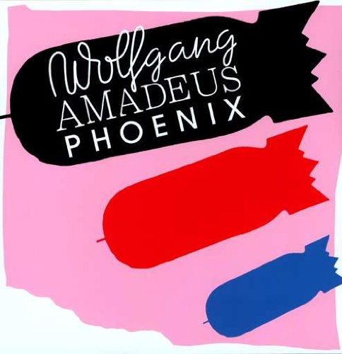 Wolfgang Amadeus Phoenix by Glassnote