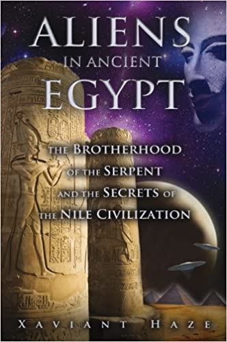 Amazon com: Aliens in Ancient Egypt: The Brotherhood of the Serpent