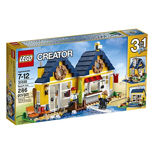 LEGO 31035 Creator Beach Hut (Lego Creator 3 In 1 Seaside House 7346)