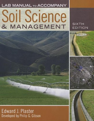 Lab Manual for Plaster's Soil Science and Management, 5th