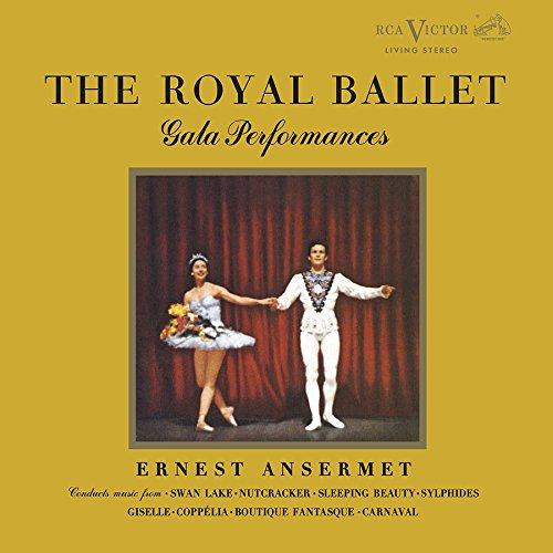 Vinilo : Ernest Ansermet - Royal Ballet Gala Performances (200 Gram Vinyl, 2 Disc)