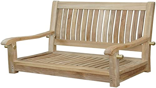 Anderson Teak Del-Amo Straight Swing Bench