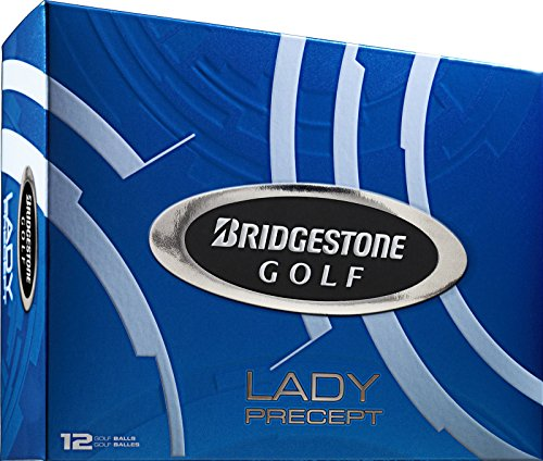 (Bridgestone 2013 Lady Precept Golf Balls White 1 Dozen)