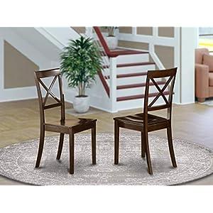 51DozObdEkL._SS300_ Coastal Dining Accent Chairs & Beach Dining Accent Chairs
