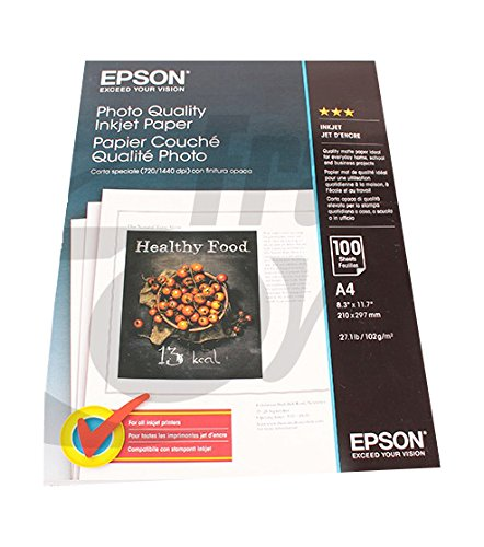 Colorado Quality Products: Epson Photo Quality Ink Jet A4 Paper: Amazon.co.uk: Office