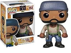 """Walking Dead Funko Pop! Series 5 Tyreese 3.75"""" Vinyl Figure by Funko"""