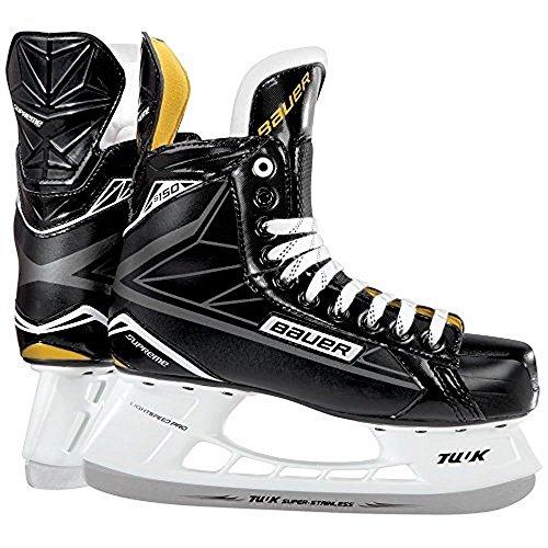 Bauer Supreme S 150 SR BTH16 Hockey Skates, Black, Size D 07.0 - Bauer Skates