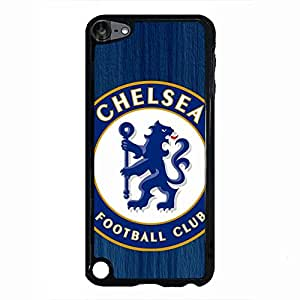 Chelsea Football Club Logo Design Phone Case CH61SEA34 Hrad Plastic Case Cover For Ipod Touch 5