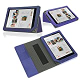 Poetic Slimbook Case for Barnes and Noble Nook HD 9 Lavender (3 Year Manufacturer Warranty From Poetic), Best Gadgets