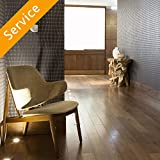 Laminate Floor Installation - Complete Replacement - Hardwood - Up to 300 Square Feet