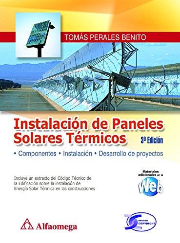 Instalacion De Paneles Solares Termicos  Desarrollo Instalacion Desarrollo De Proyectos  Spanish Edition