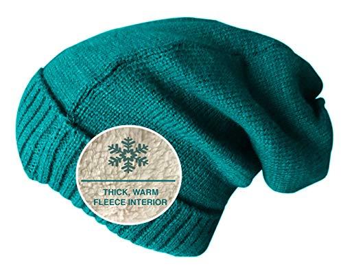 e3cc33bddce Jual W.W Slouchy Beanie Winter Hats for Men and Women