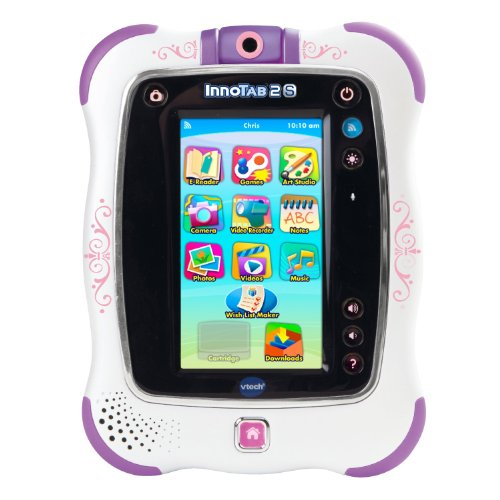 VTech InnoTab 2S Wi-Fi Learning App Tablet, Baby & Kids Zone