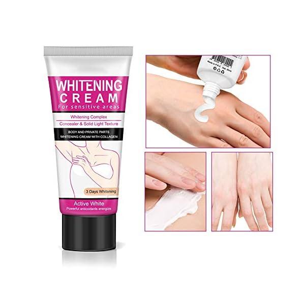 natural underarm whitening cream | underarms skin brightening pack | effective armpit whitening