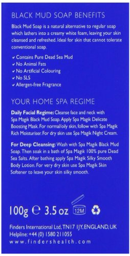 Dead Sea Spa Magik Soap Reviews