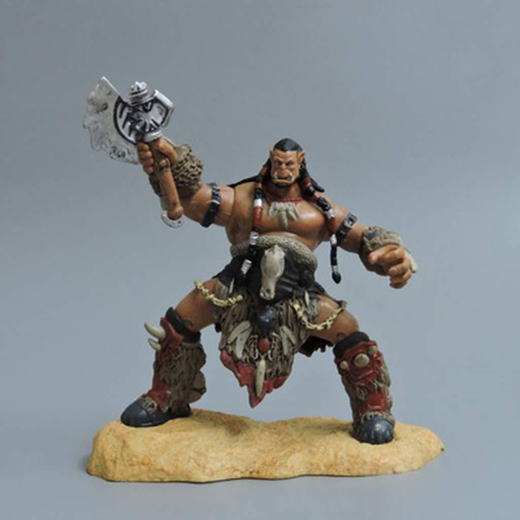 V JXJJD Movie World Of Warcraft Hand Model Ornaments (color   G)