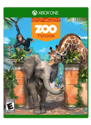 Zoo Tycoon XBOX ONE (Los 4 Juego Sims)