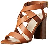ALDO Women's Okelani Dress Sandal, Tan, 38.5 EU/8 B US