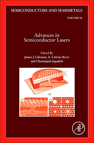 Advances in Semiconductor Lasers (ISSN Book 86) (Composition Locking Book)