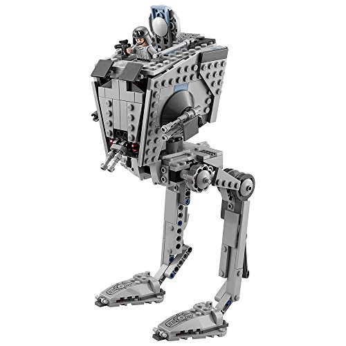 Amazon Lego Star Wars At St Walker 75153 Toys Games