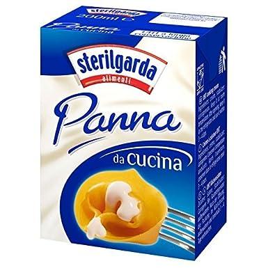 Sterilgarda - Panna Da Cucina (Cooking Cream), (4)- 6.8 oz. Pkgs. by ...