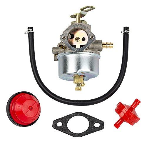snow blower carburetor gasket - 6
