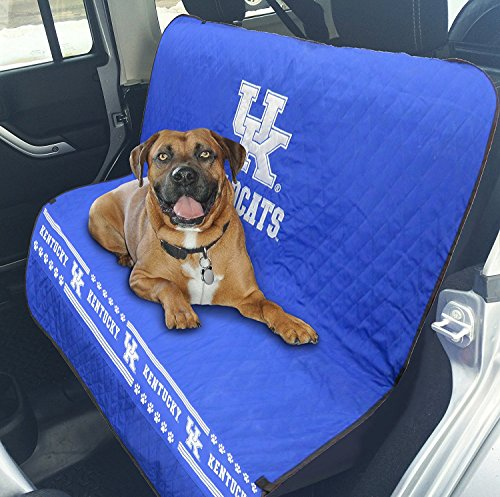Kentucky Wildcats Premium Pet Dog Waterproof Car Seat Cover ()