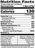 Kelloggs Nutri-Grain, Soft Baked Breakfast Bars, Strawberry, Made with Whole Grain, Value Pack, 20.8 oz (16 Count)