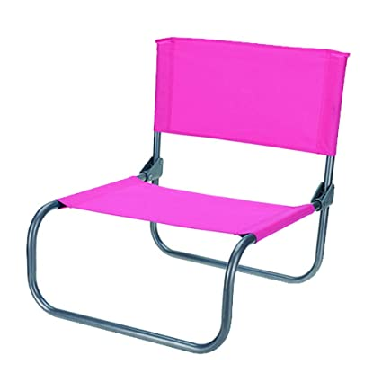 Prime Guaranteed4Less Beach Garden Chair Low Folding Lightweight Fishing Camping Outdoor Festival Seat 1 Pink Andrewgaddart Wooden Chair Designs For Living Room Andrewgaddartcom